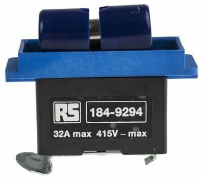 RS Pro 15A Rail Mount Fuse Holder