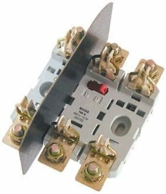 Cooper Bussmann Yes 400A Rail Mount Fuse Holder for 2 Fuse