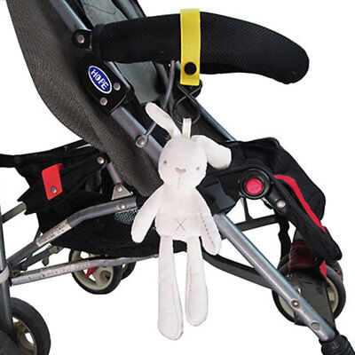5pcs Baby Stroller Pram Pushchair Shopping Bag Handbag Hook Clips Carrier AZ