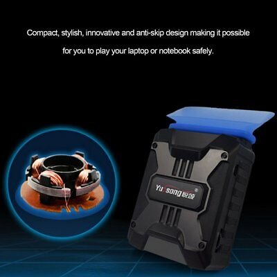 Laptop Cooler USB Portable Mini Vacuum Air Cooling Fan Extracting for Notebook A