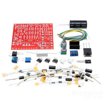 0-30V 2mA - 3A Adjustable DC Regulated Power Supply DIY Kit Short Circuit H9E3