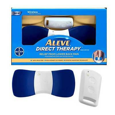 NEW BAYER 7CNYzo1 1 EA Aleve Direct Therapy Tens Device 325866565044