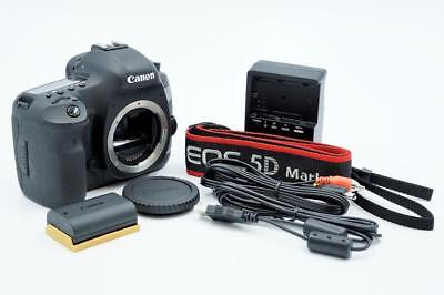 Canon EOS 5D Mark III DSLR Camera Body 22.3 MP Boxed