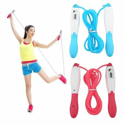 Counting Rope Skipping For Children Fitness Calorie Skipping Rope Training AZ