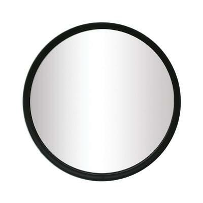 "8"" Round Indoor Traffic Safety Security Convex Mirror Shop Blind Spot L Bracket"