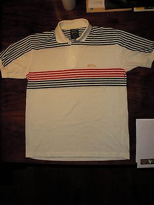 SLAZENGER POLO ORIGINAL VINTAGE 70's Large size in Good Condition