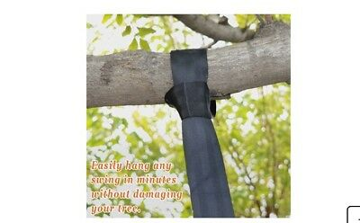 Strong Camel 10 Ft Swing Hanging Strap For Tree