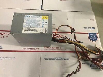 Liteon PS-5281-7VR Auto Voltage 280W Power Supply 45J9438 TESTED FREE SHIPPING!