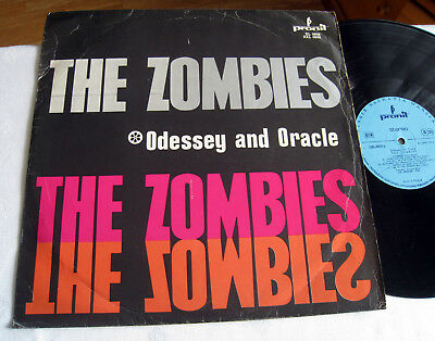 The Zombies. Odessey And Oracle  Rare Lp