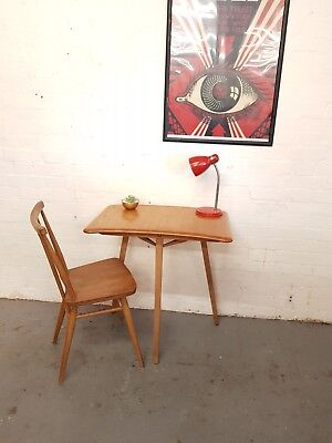 Ercol Vintage Desk Table Extension Mid Century -Delivery - 2 Available