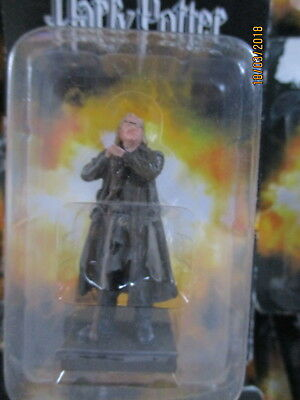 Harry Potter Sammelfigur Alastor Mad Eye Moody, De Agostini, Top, Ovp