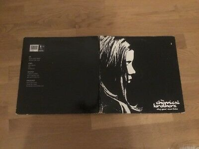 """rare Chemical Brothers-Do-LP """"Dig Your Own Hole"""" Original"""