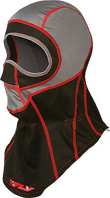 Fly Racing Ignitor Red/Black Cold Weather Motorcycle Snowmobile Riding Balaclava