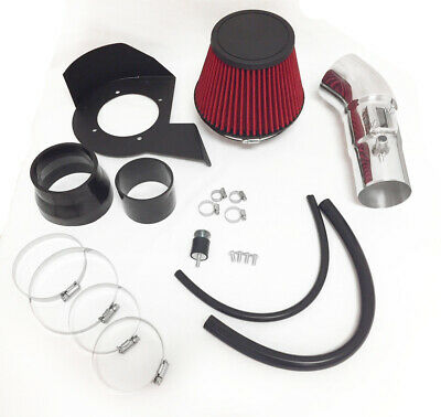 Cold Air intake kit & filter with Heat Shield For 2009-2014 Acura TL V6 3.5L 3.7