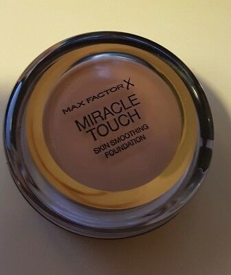 Max factor miracle touch Sand 060, Neu Und Verpackt