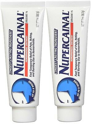 Nupercainal Hemorrhoid Ointment 2 oz (2 Pack)
