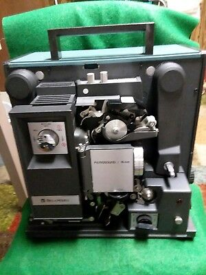 Vintage Bell And Howell 16Mm Sound And Film Projector 1545