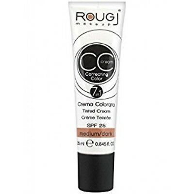 Rougj BB cream tono medio/oscuro 25ml (medium/dark)