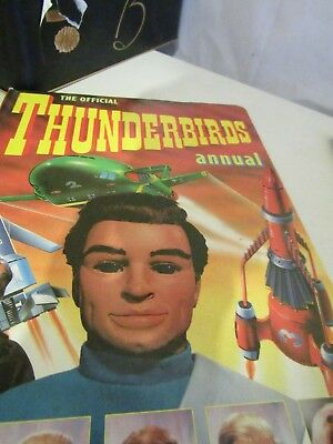 Thunderbirds Annual 1992