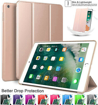 "Smart Leather Case Cover Magnetic Flip Stand Folio For Apple iPad Pro 10.5"" Inch"