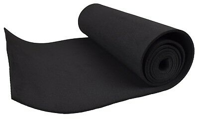 "XCEL 54"" x 12"" x 1/8"" Soft-Medium Neoprene Sponge Foam Rubber DIY Sheet"