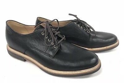 5679a003a97 UGG AUSTRALIA MEN'S Jovin Brown Grizzly Leather Oxfords Lace Up ...