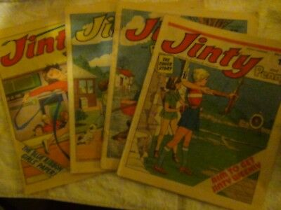 jinty and penny comic