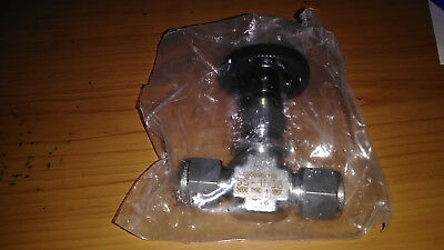 "Swagelok SS-1RS8, 1/2"" needle valve ,several availiable"