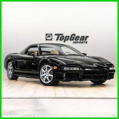 1996 Acura NSX NSX 1996 Acura NSX T-Top Manual Transmission Original Paint