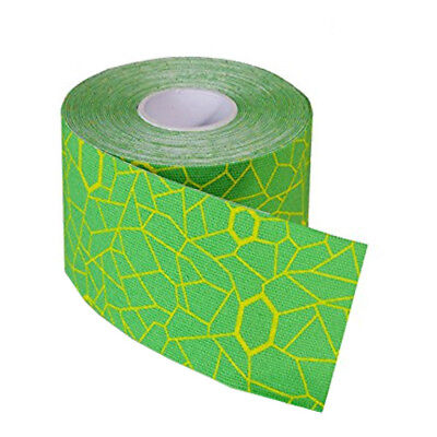 """NEW HYGENIC 7DIEzm1 1 EA 13228 Theraband Kinesiology Tape, Pre-cut Roll, 2"""" x"""