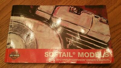 2004 Harley Softail FXST FLST Owner/'s Owners Owner Manual Book Guide 99469-04