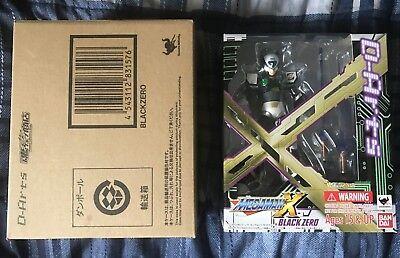 D-Arts Black Zero ( Megaman X ) Bandai Tamashii Nations