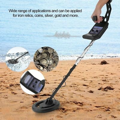 Waterproof Metal Coin silver Gold detector For Underground Treasures Search