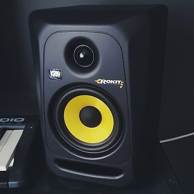 KRK Rokit 5 G3 RP5G3 Active Studio Single Monitor