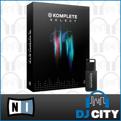 Native Instruments Komplete 11 Select Production Suite