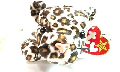 TY BEANIE BABIES FRECKLES the Leopard Style 4066 -  4.49  805ee4be02ab