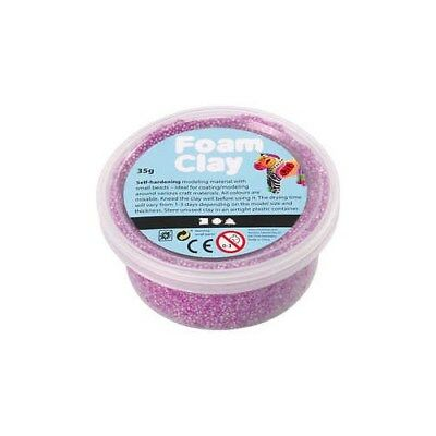 Foam Clay®, neon purple, 35g [HOB-78925]