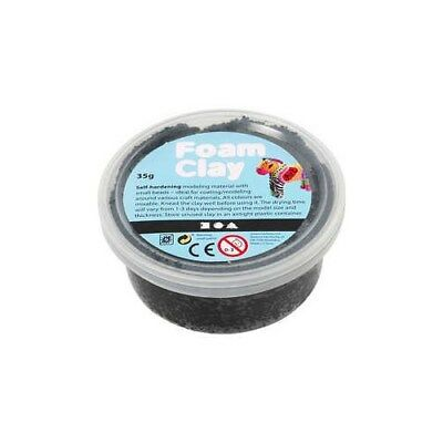 Foam Clay®, black, 35g [HOB-78920]