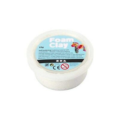 Foam Clay®, white, 35g [HOB-78921]