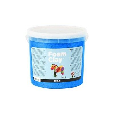 Foam Clay®, blue, metallic, 560g [HOB-78881]