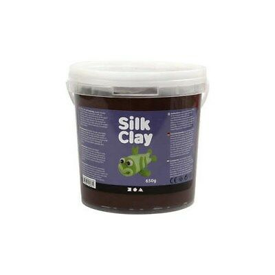 Silk Clay®, brown, 650g [HOB-78818]