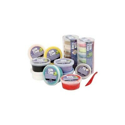 Silk Clay®, asstd colours, 22tubs [HOB-78817]