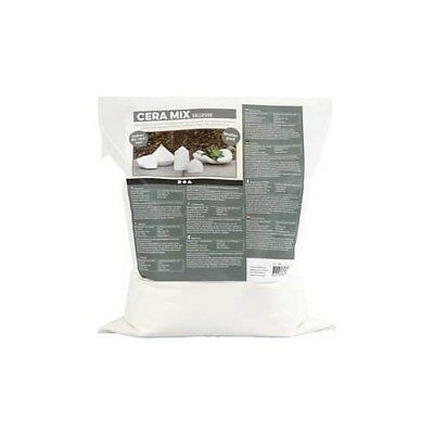 Cera-Mix Exclusive Casting Plaster, white, Weatherproof, 5kg [HOB-78605]
