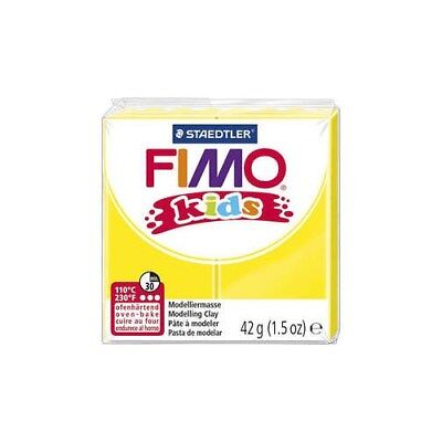 FIMO® Kids Clay, yellow, 42g [HOB-78521]