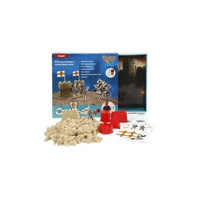 Sandy Clay®, natural, castle, 1set [HOB-78270]