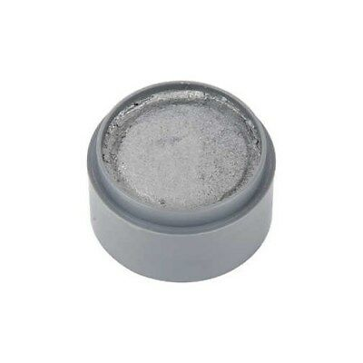 Water-based Face Paint, silver, 15ml [HOB-77030]