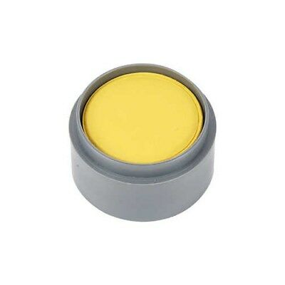 Water-based Face Paint, yellow, 15ml [HOB-77012]