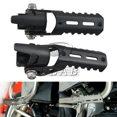 25mm Highway Foot Pegs for Pipes Triumph Tiger Explorer for BMW R1200GS LC 13-18