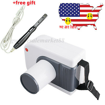 portable mobile wireless digital intra-oral Dental X-ray Unit imaging Machine