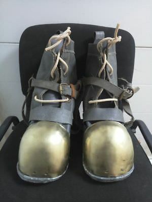 Russian Diving Boots